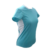 women's short-sleeved running