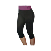 women's running middle pant