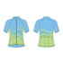 women's short-sleeved cycling T-shirt