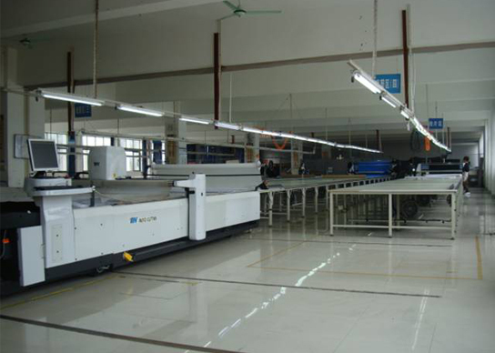 Production epuipment